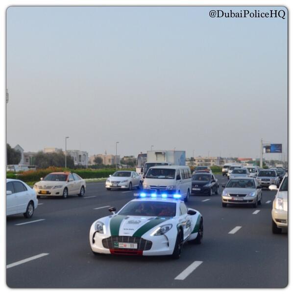 Dubai Police Force Getting Bugatti Veyron
