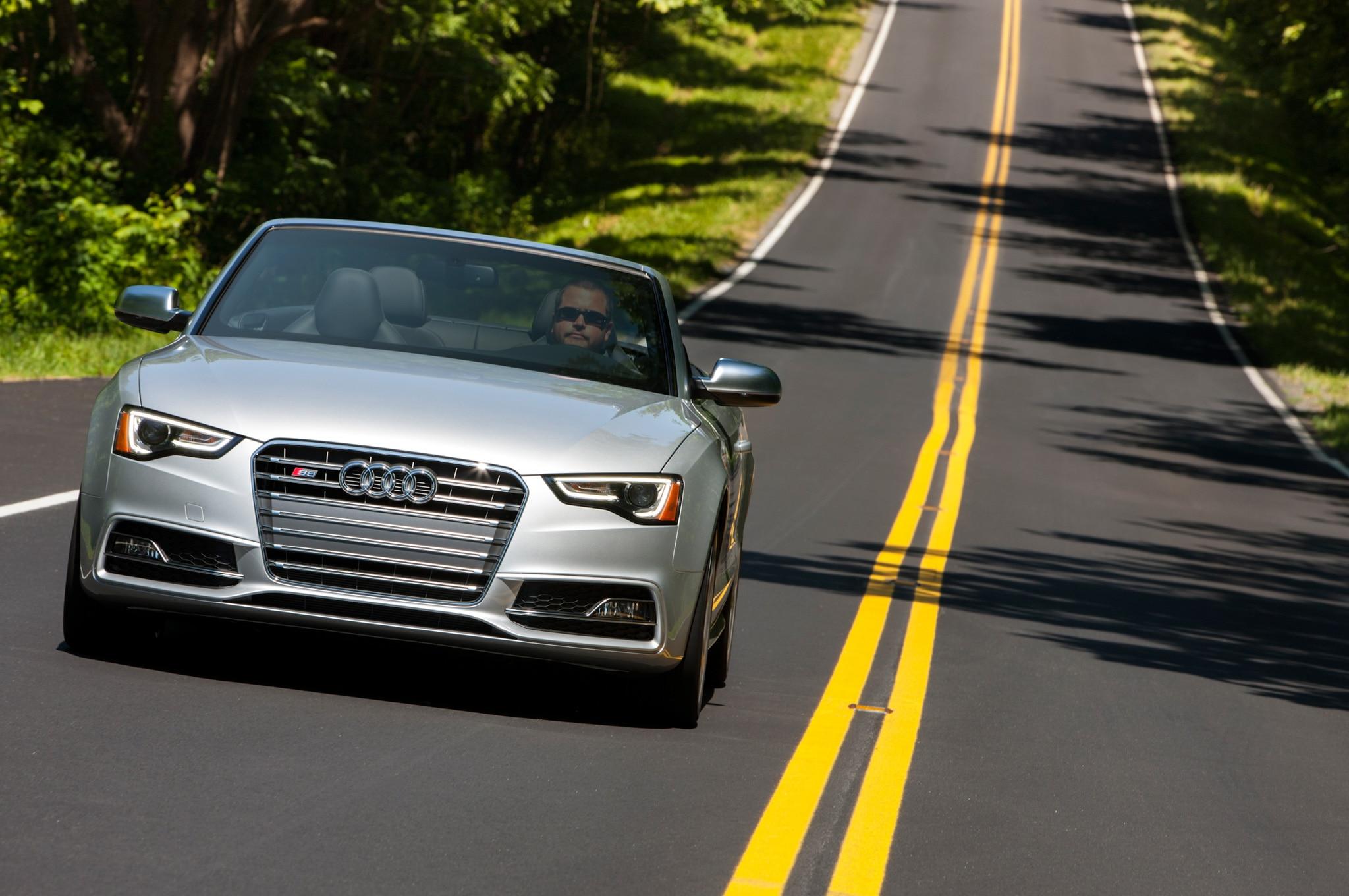 Audi S5 Cabriolet Lead Image1