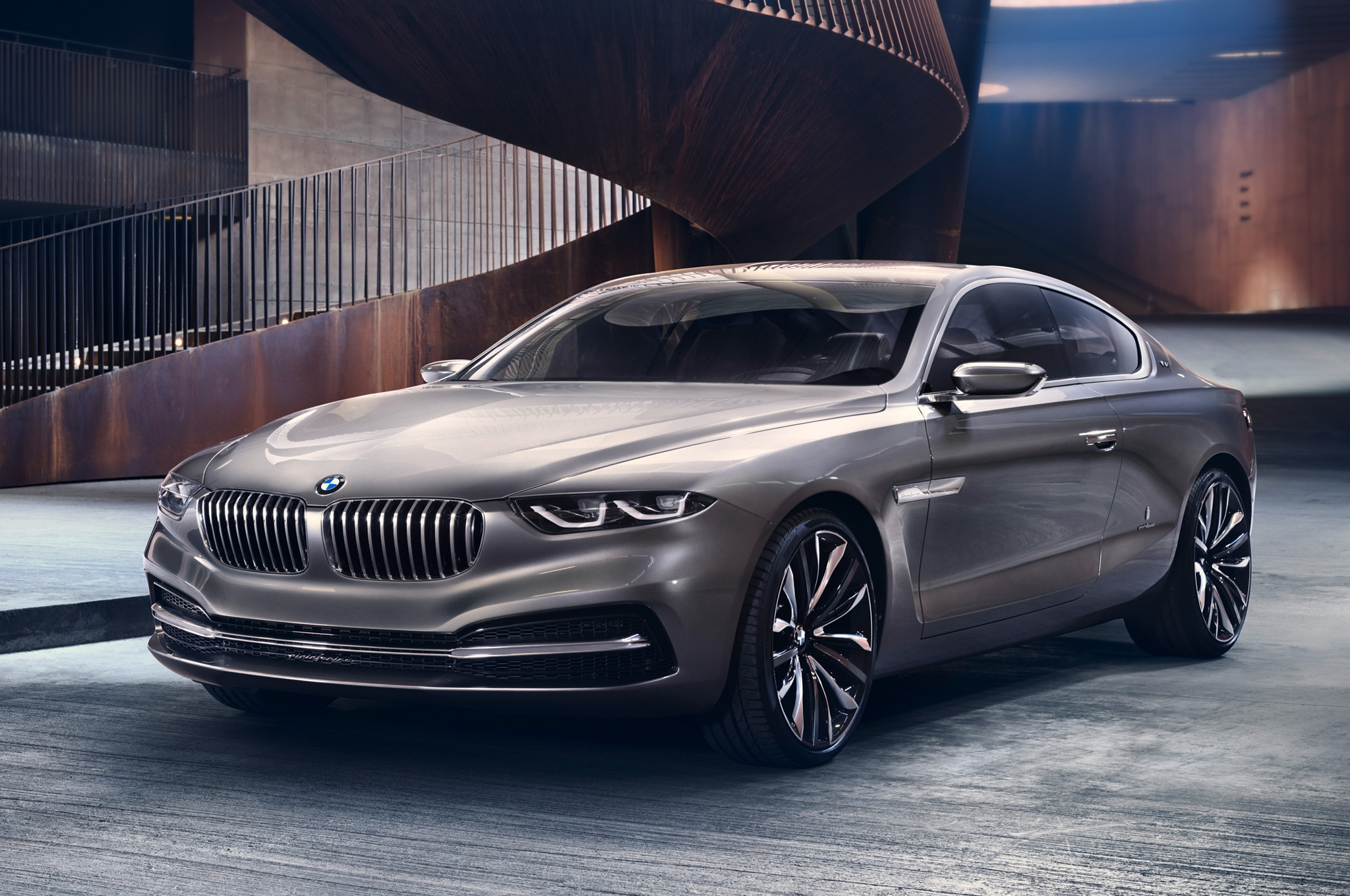 Bmw Pininfarina Gran Lusso Coupe Concept First Look