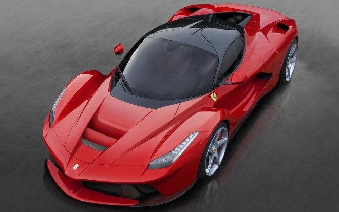 Ferrari LaFerrari Front 34 View 21 660x413