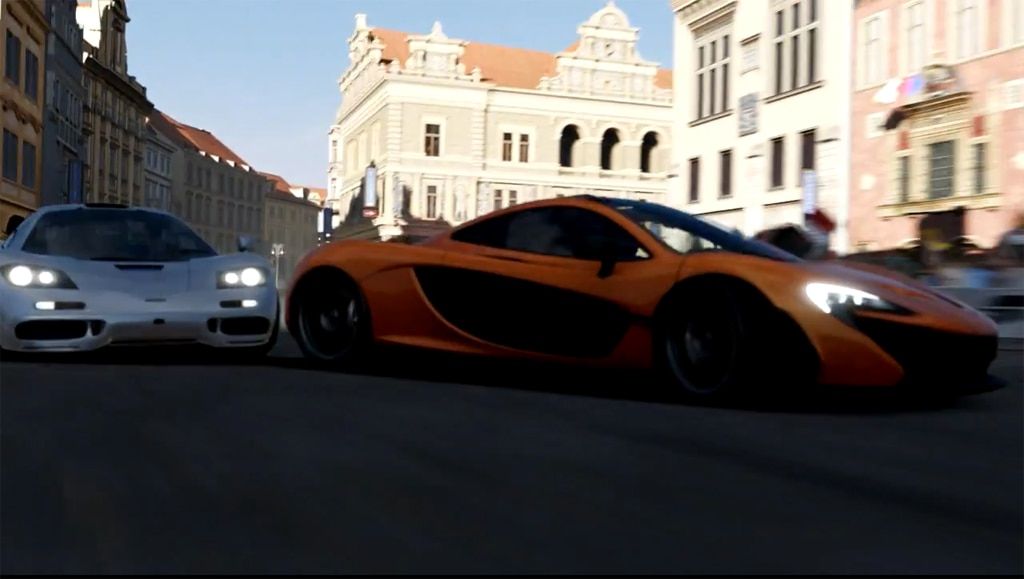 Forza 5 McLaren F1 And P11