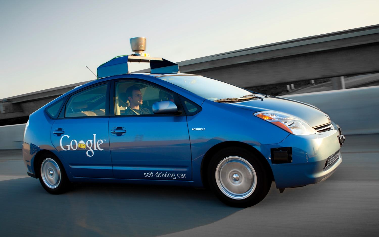 Google Autonomous Toyota Prius Front Three Quarter1
