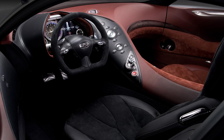 Report Infiniti Launching Hybrid Halo Car By 2016