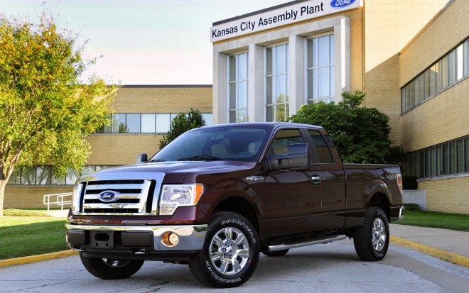 Kansas City Assembly Plant With 2009 Ford F 1501 660x413