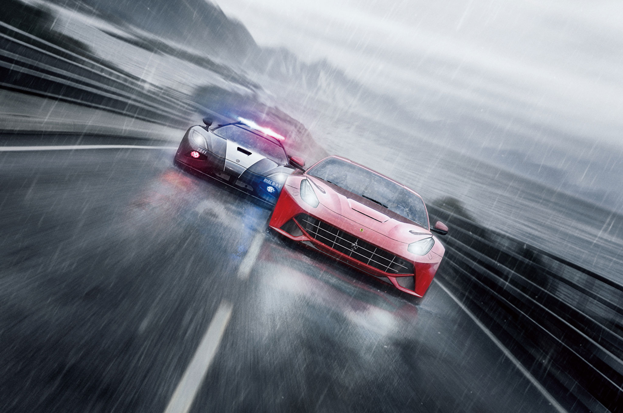 Need For Speed Rivals Ferrari F12 Berlinetta1