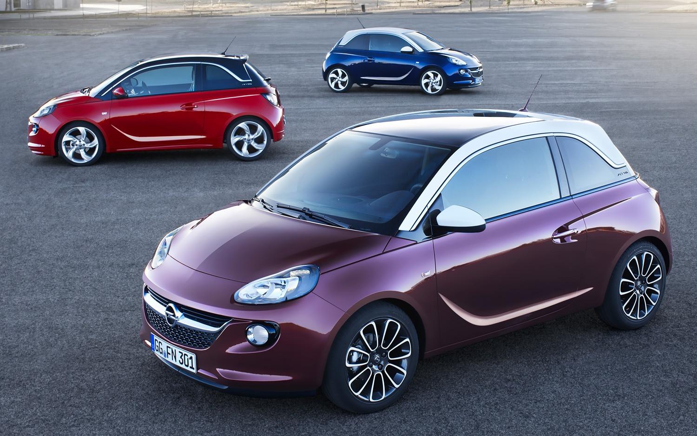 Opel Adam Trio1