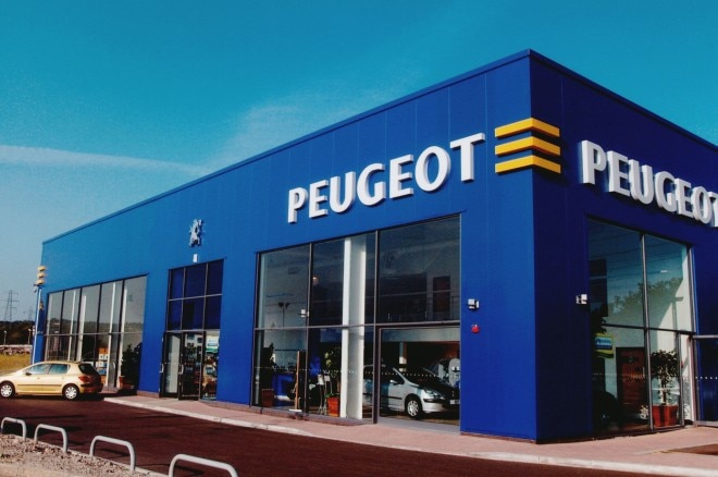 Peugeot Dealership UK1 660x438