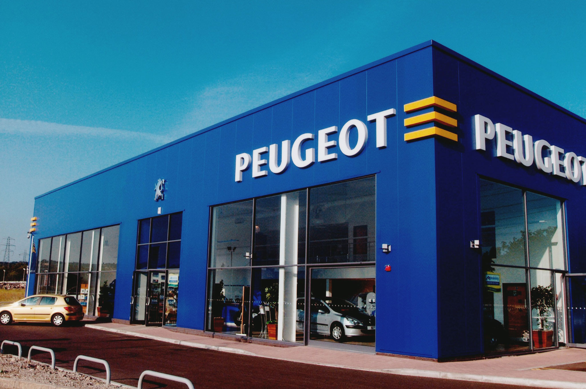 Peugeot Dealership UK1