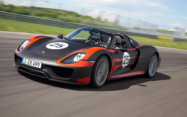 Porsche 918 Spyder First Drive  Automobile Magazine