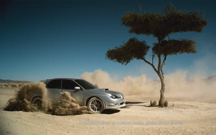 Subaru WRX Valvoline Nextgen Commercial 11