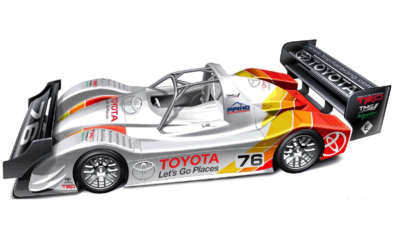 Toyota TMG EV P002 Profile1