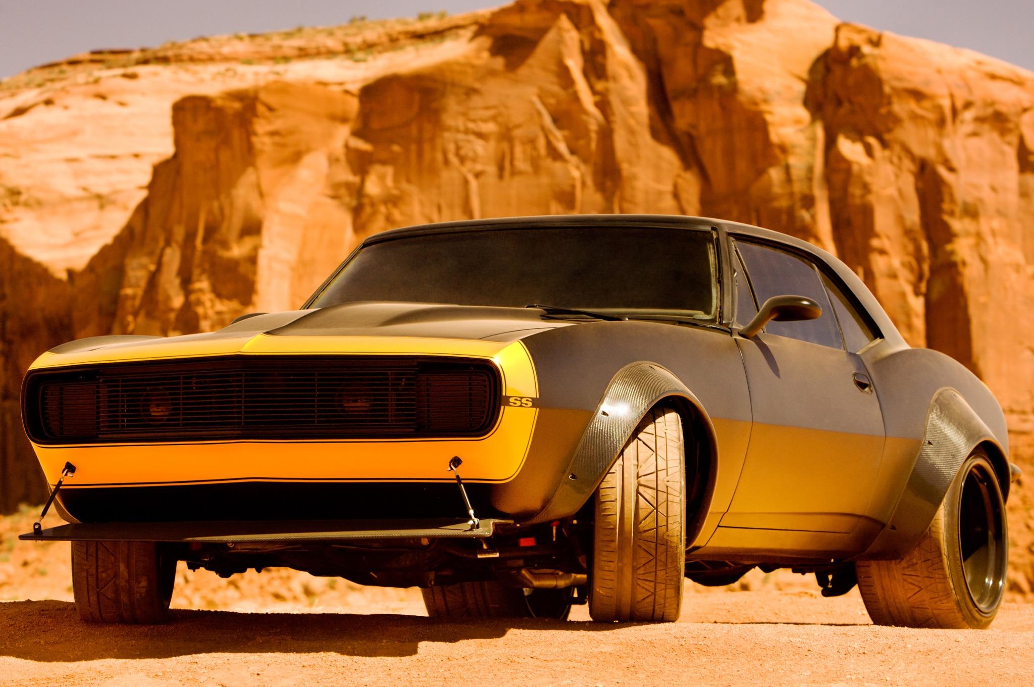 Transformers 4 Bumblebee 1967 Chevrolet Camaro1