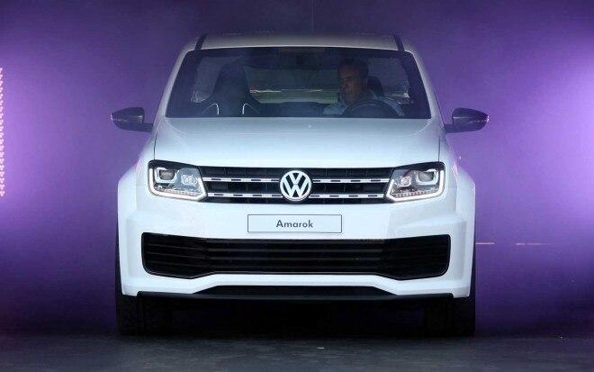 Volkswagen Amarok R Line Concept Front View1 660x413