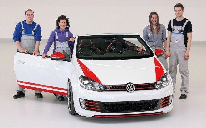 Volkswagen GTI Cabrio Austria Apprentices1 660x413