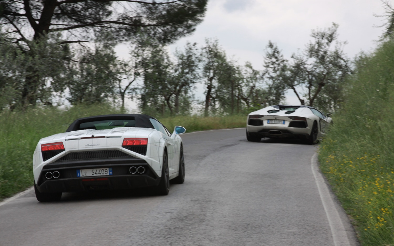 Lamborghini Gallardo Aventador1