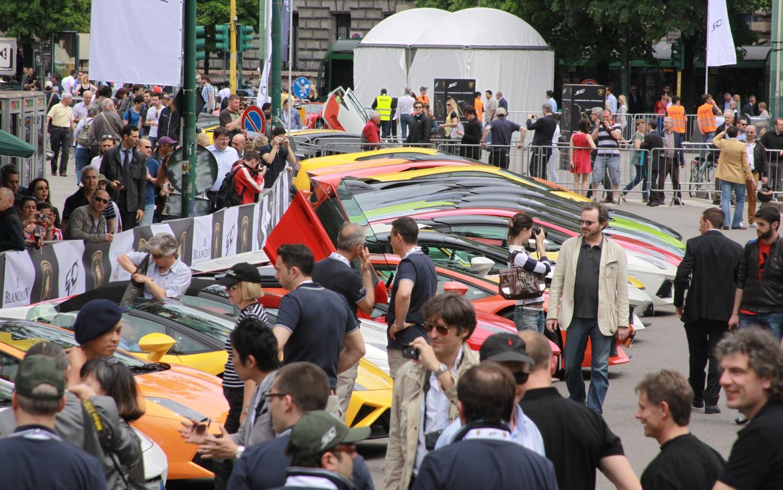 Lamborghini Grande Giro1