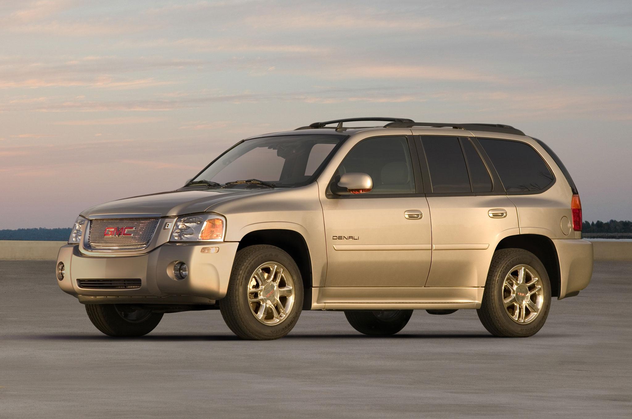 2006-2007 Chevrolet Trailblazer, GMC Envoy, Other GMT 360 ...