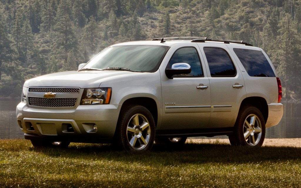 2011 Chevrolet Tahoe Front Left Side1