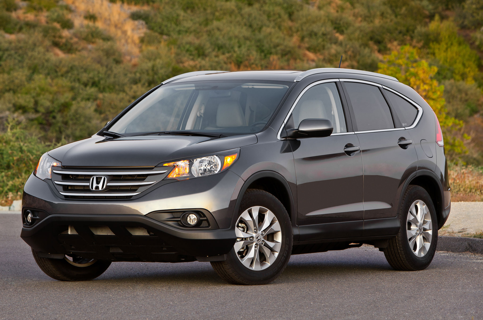 2012 Honda CR V Front Left Side1