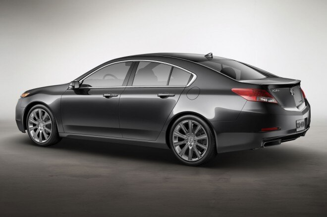 2013 Acura TL Special Edition Rear Side View1 660x438