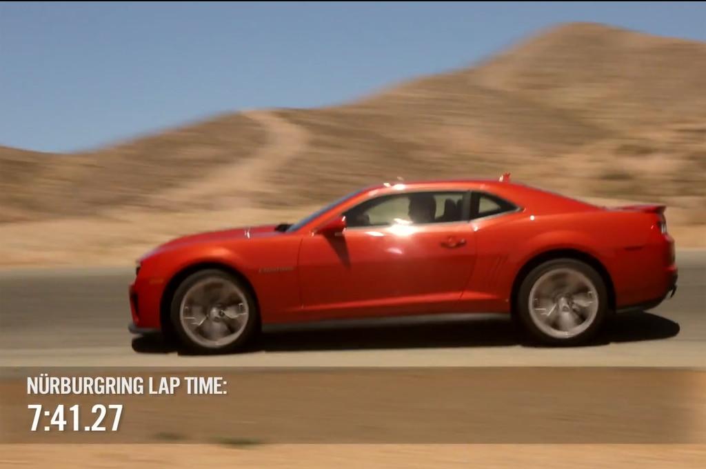 2013 Chevrolet Camaro ZL1 On Worlds Fastest Car Show Image 81