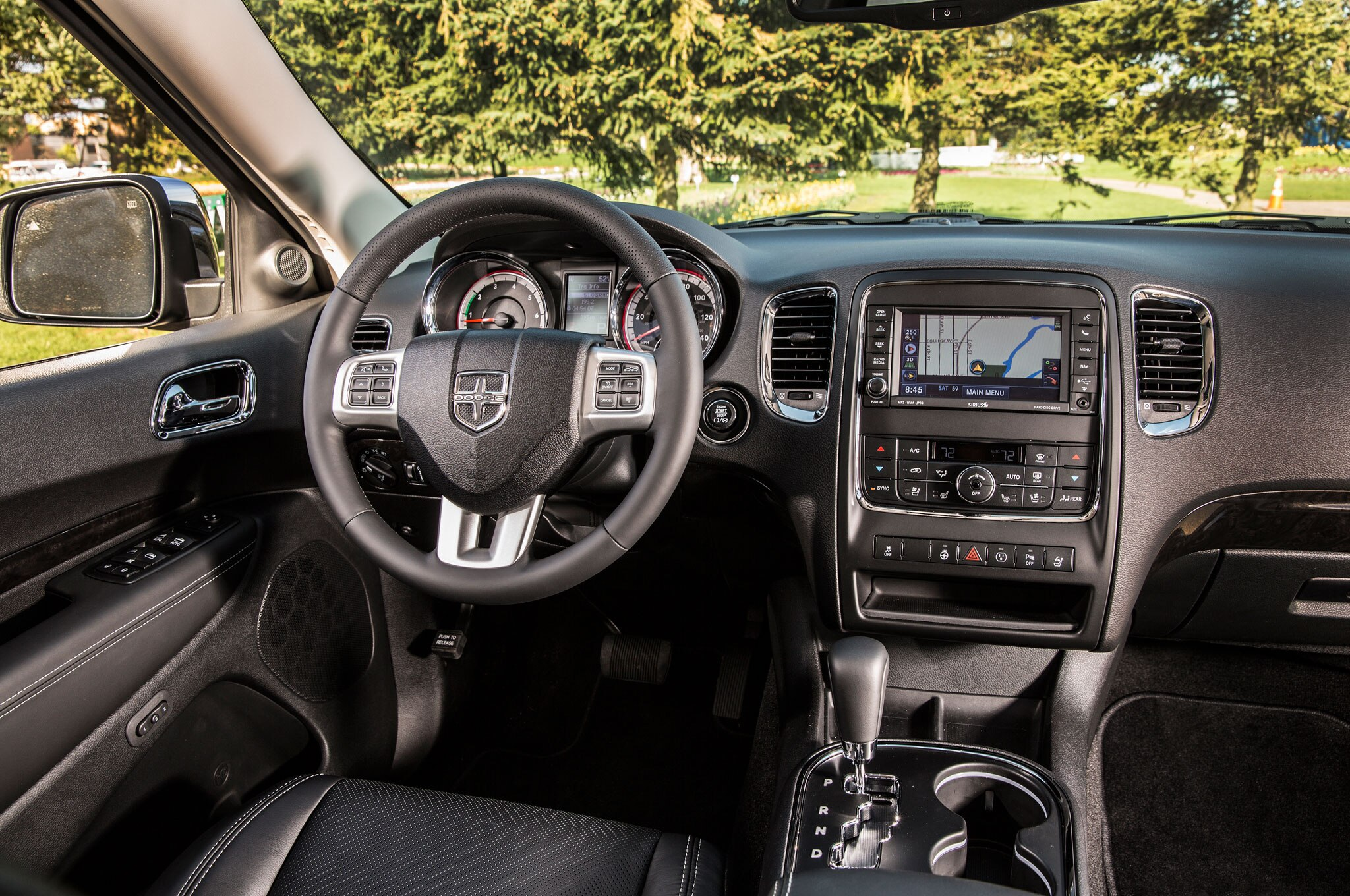 features showdown trend truck view rt vs styling dodge front durango prevnext