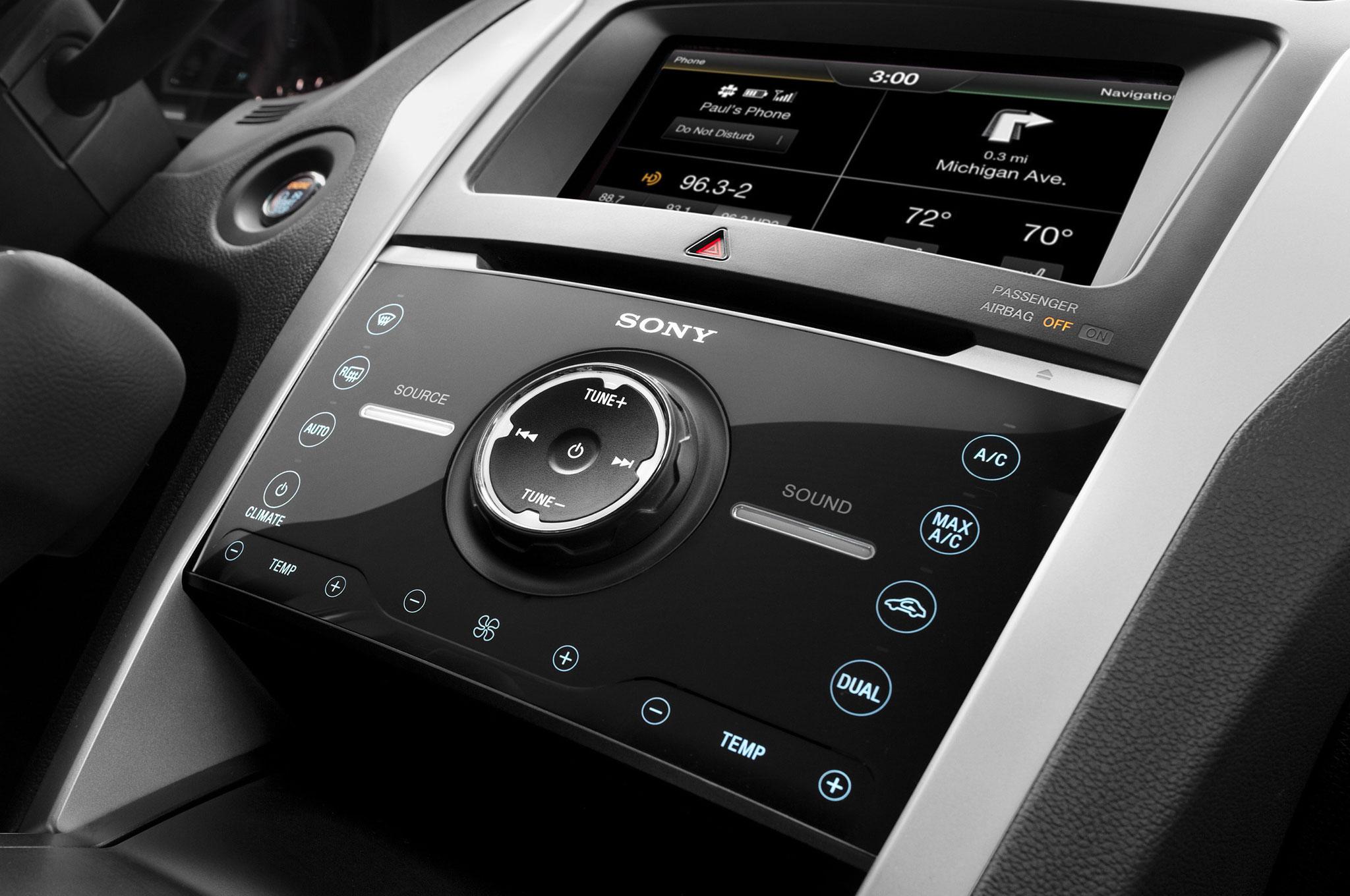 2013 Ford Explorer Sport Interior1