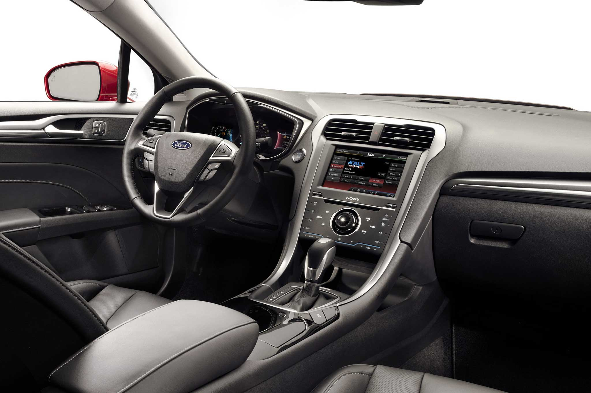 2014 Ford Fusion 1 5 Liter Engine Specifications Confirmed