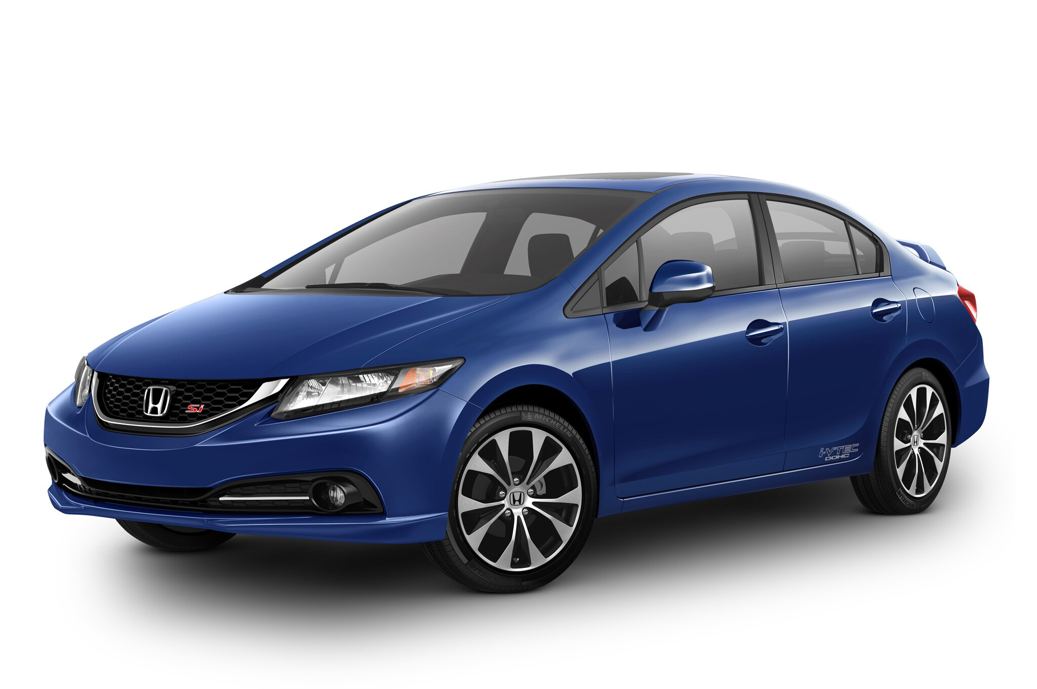 2013 Honda Civic Si Sedan Left Front 11