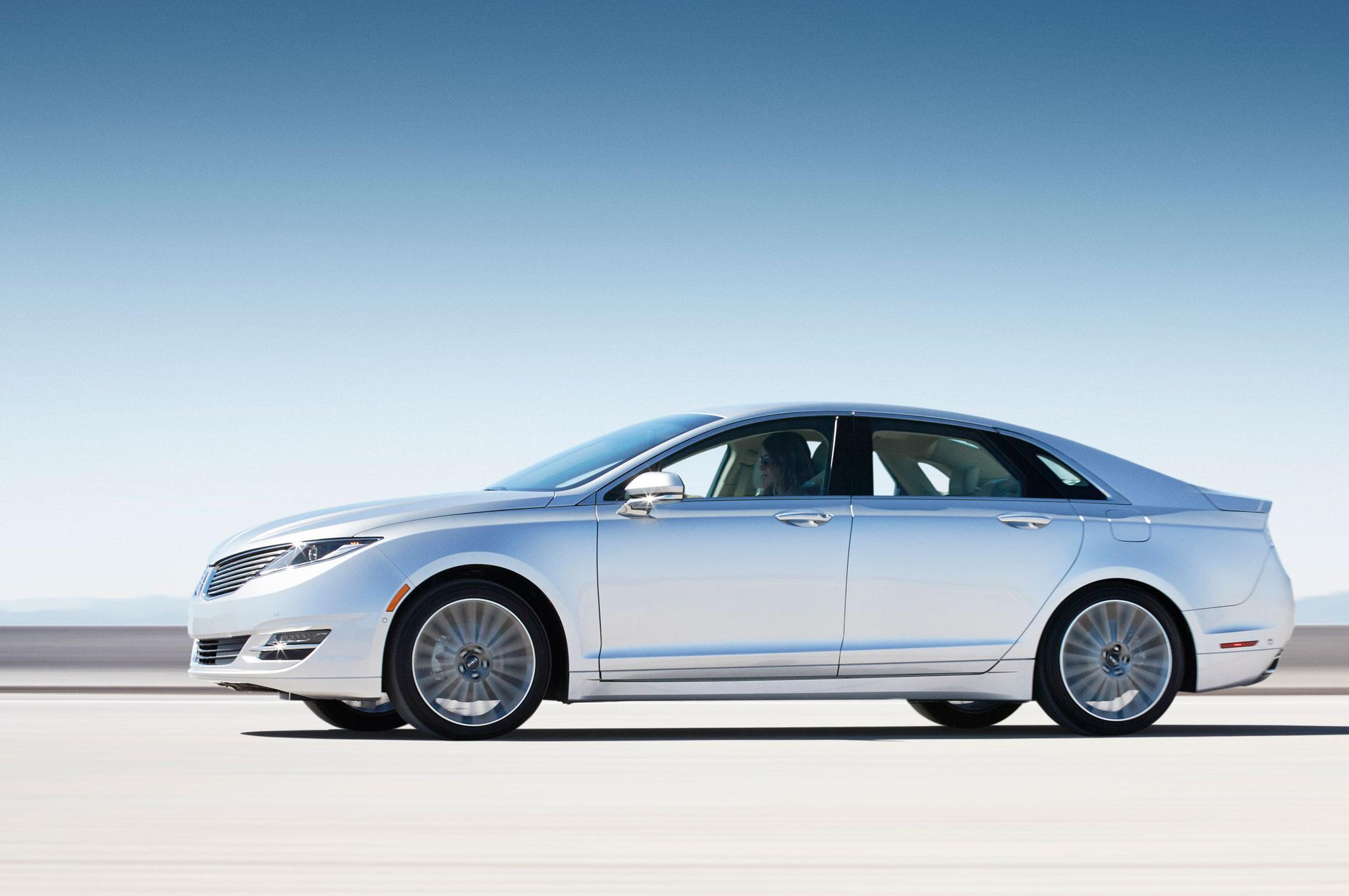 2013 Lincoln MKZ Hybrid First Drive - Automobile Magazine