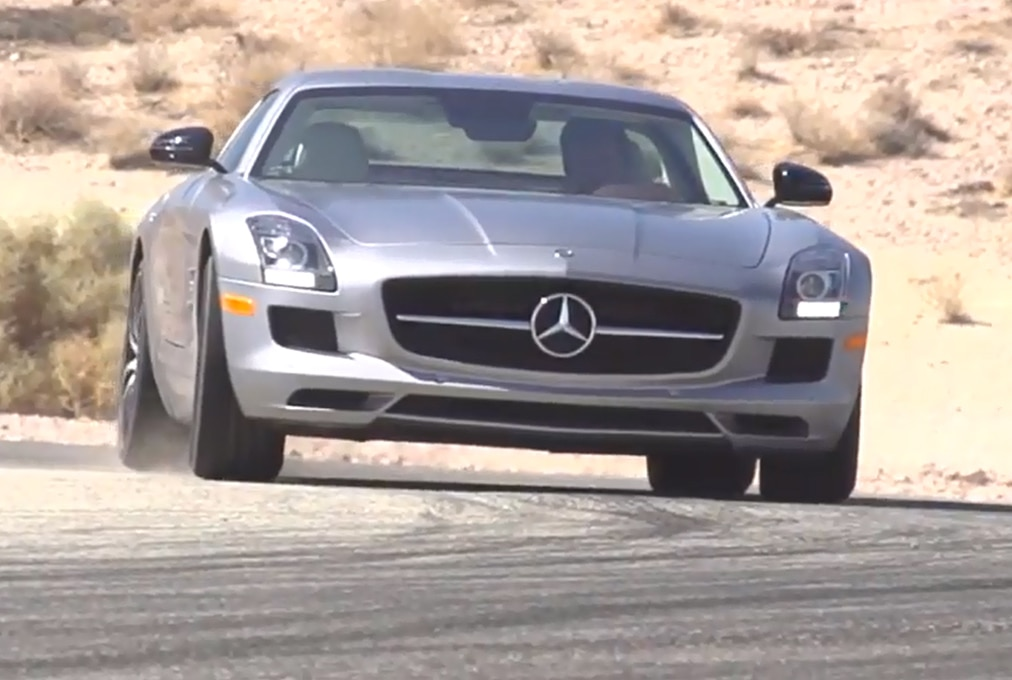 2013 Mercedes Benz SLS AMG GT On Worlds Fastest Car Show Image 51