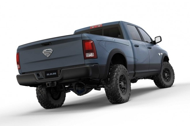 2013 Ram 1500 Man Of Steel Rear Three Quarter1 660x438