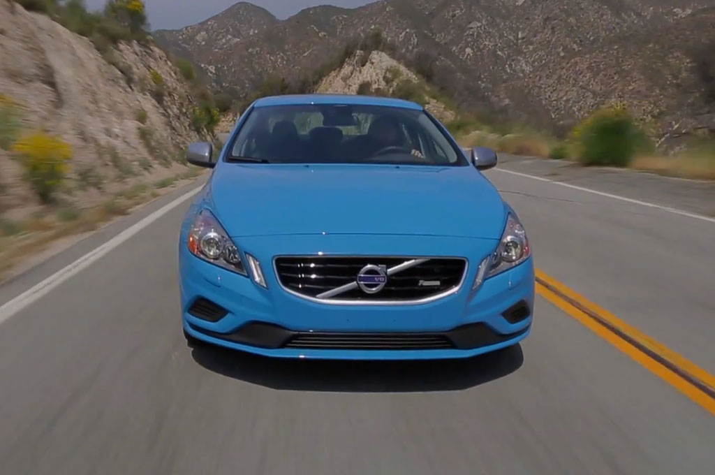 2013 Volvo S60 T6 Front Driving1