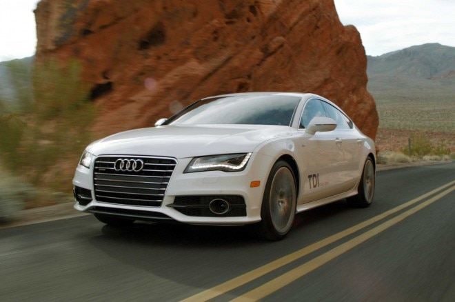 2014 Audi A7 TDI Front Three Quarter1 660x438