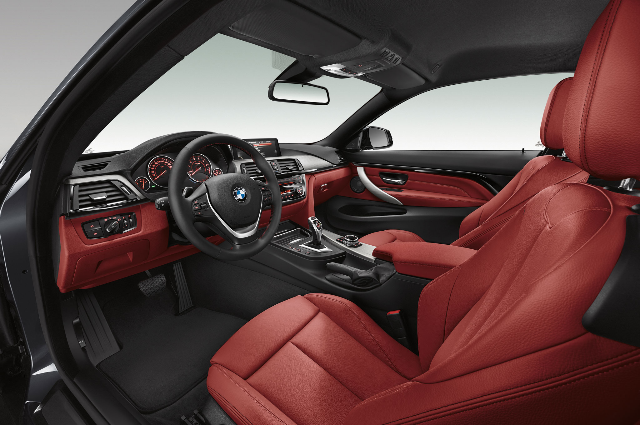 gear interior quarter reviews sale the highres new red series review top front for car bmw