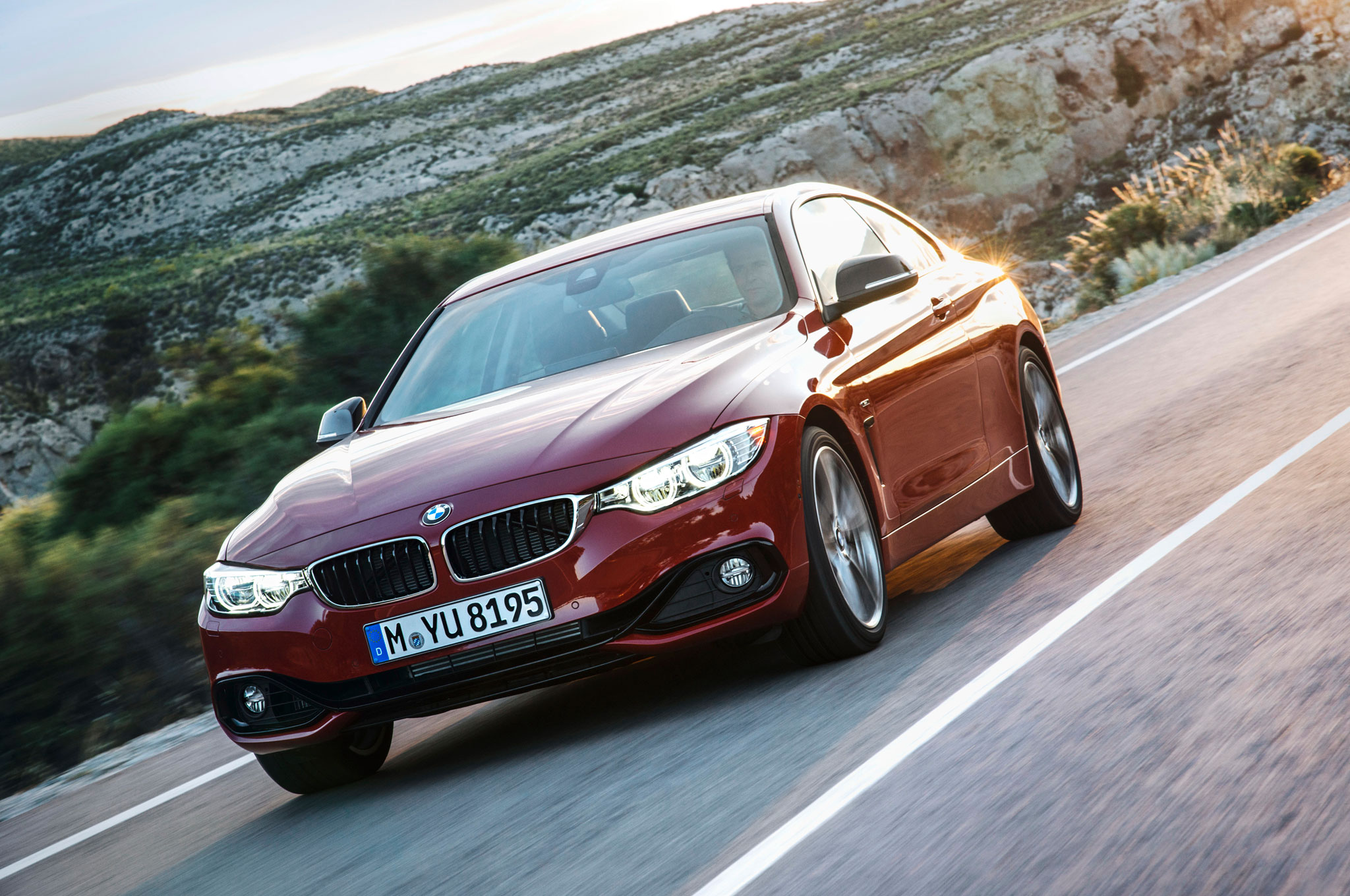 2014 bmw 4 series first look automobile magazine under sciox Choice Image