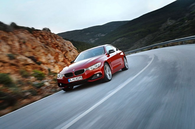 2014 BMW 4 Series Front Left View 81 660x438
