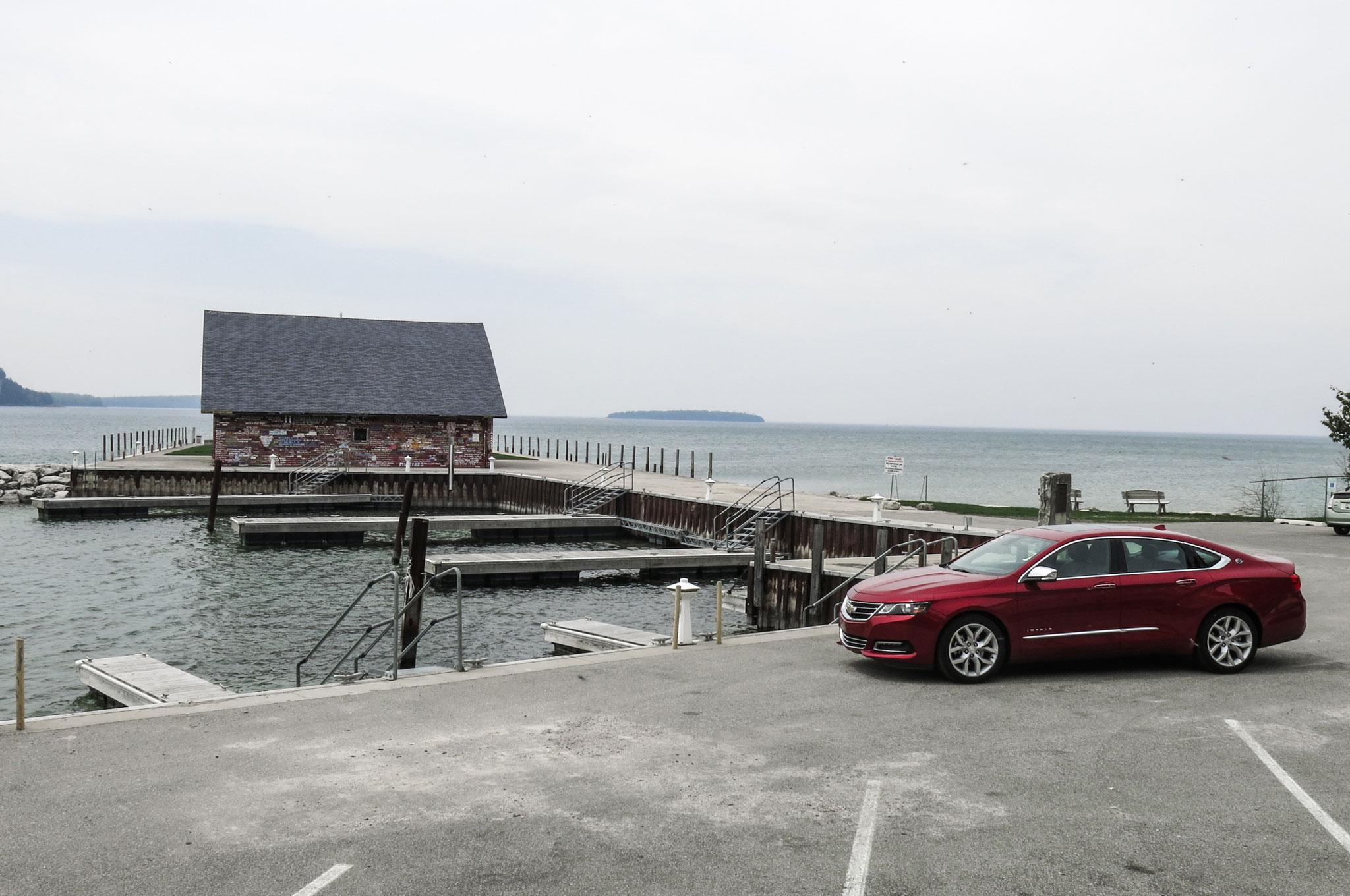 2014 Chevrolet Impala Lake Michigan Left Side View 181