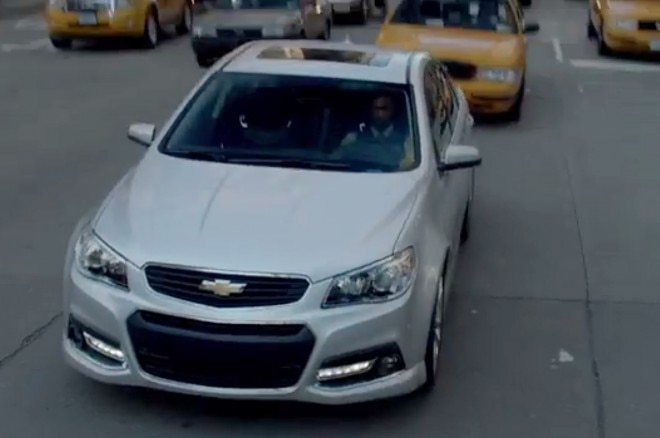 2014 Chevrolet SS Front Three Quarter11 660x438