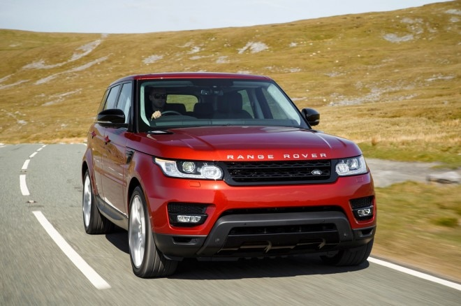 2014 Land Rover Range Rover Sport V8 Supercharged Front Right View1 660x438