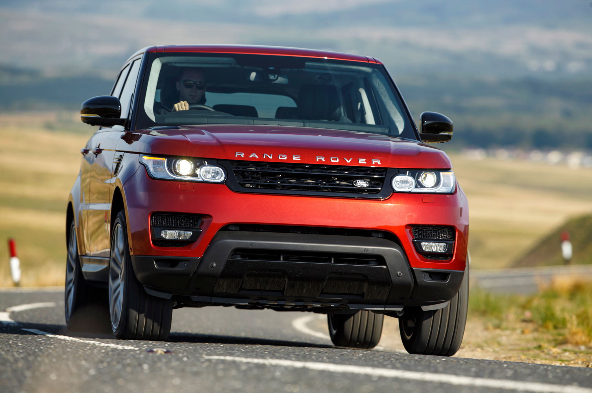 2014 Land Rover Range Rover Sport Driven