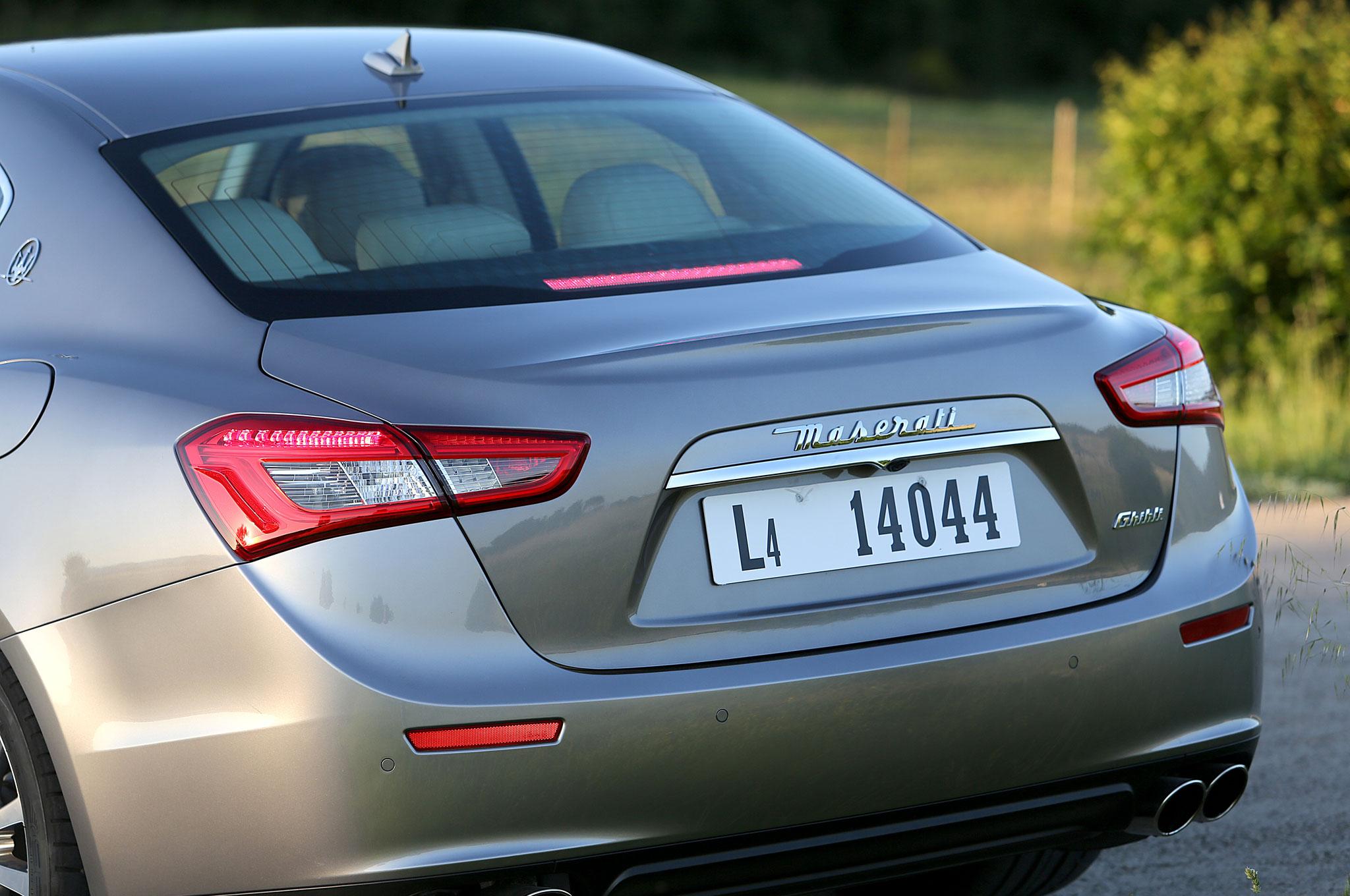 2014 Maserati Ghibli First Drive Automobile Magazine