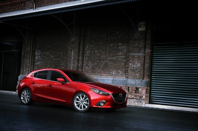 2014 Mazda 3 Front Three Quarter 11 660x438
