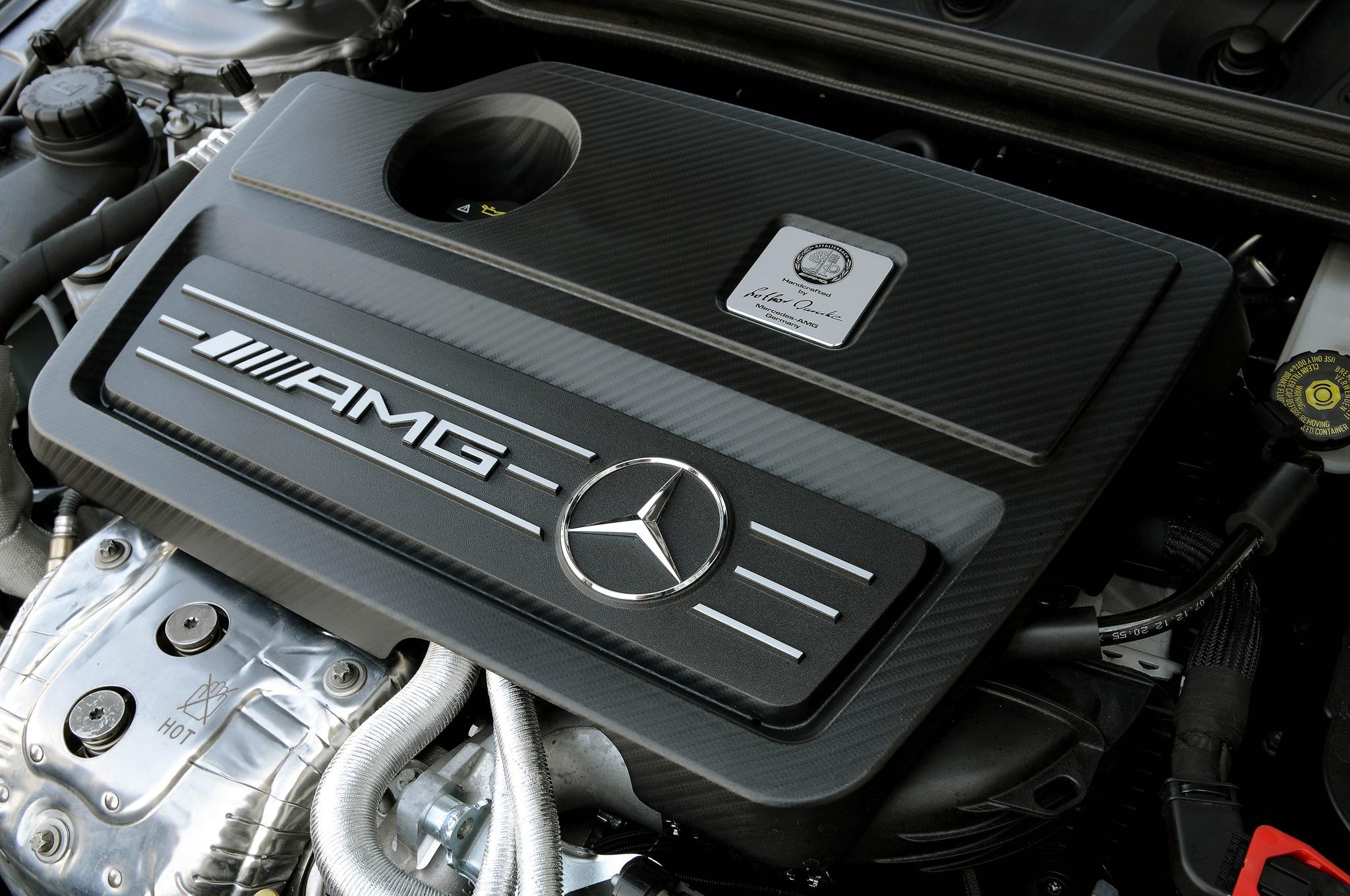 2014 MercedesBenz CLA45 AMG First Drive  Automobile Magazine