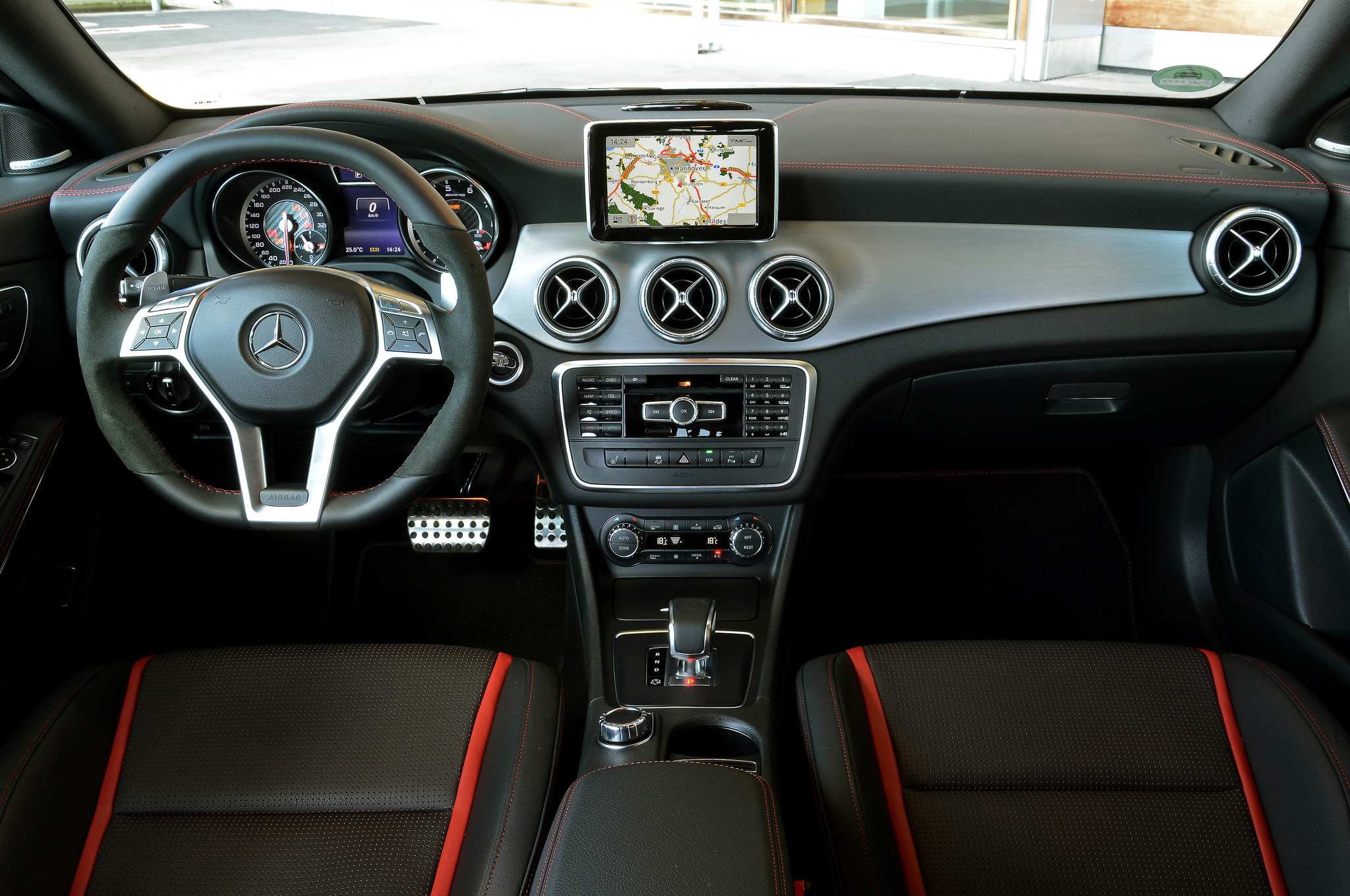2014 Mercedes Benz Cla45 Amg First Drive Automobile Magazine