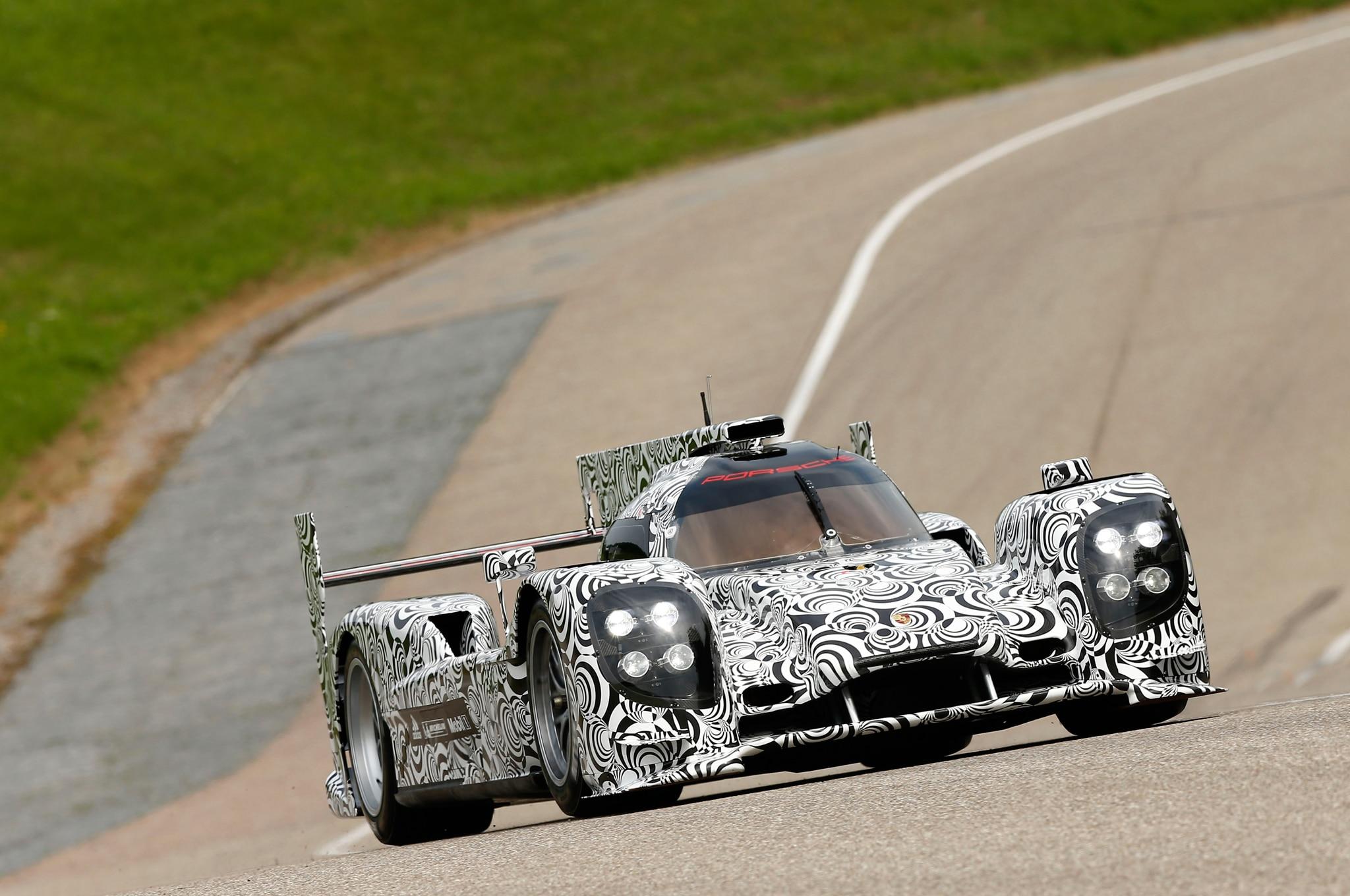 2014 Porsche LMP1 Prototype 51