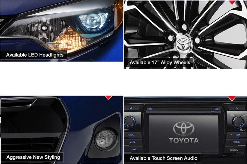 2014 Toyota Corolla Teaser Image1