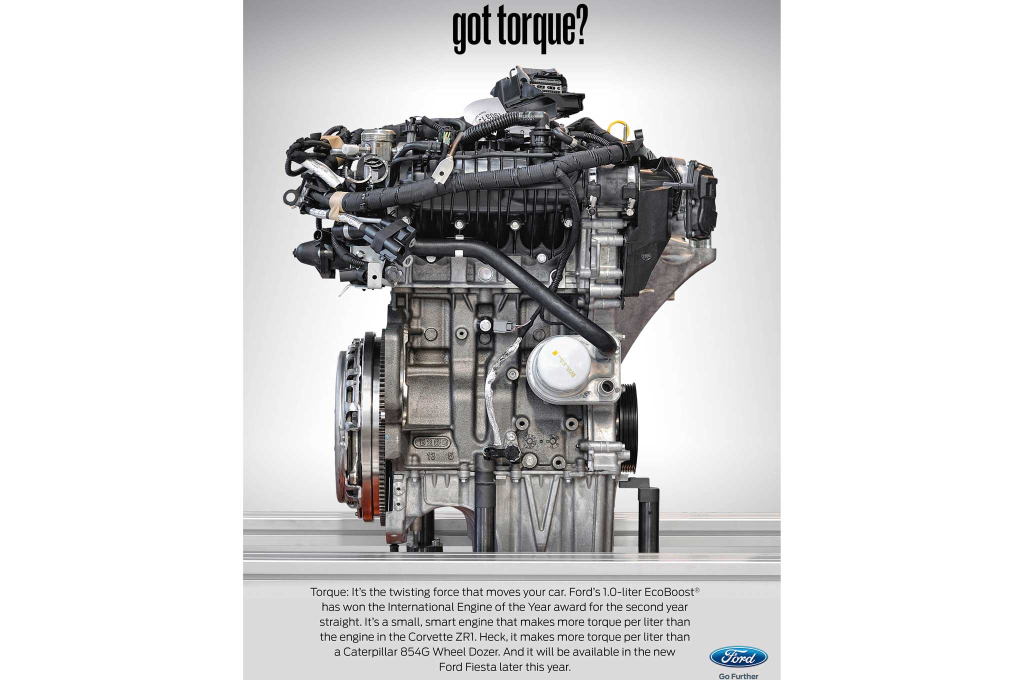 Ford EcoBoost Ad1