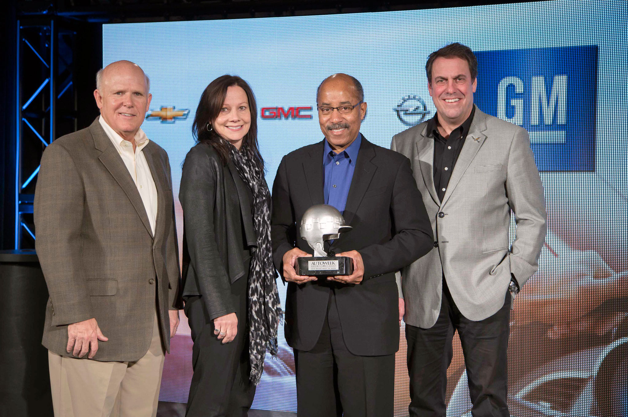 GM Executives Autoweek Best In Show1