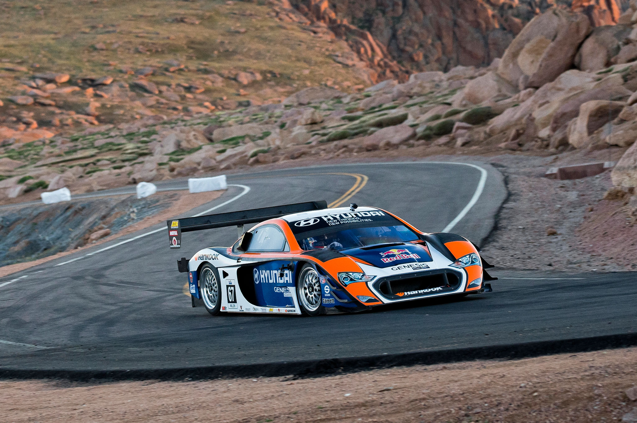 loeb sets new unlimited record at 2013 pikes peak. Black Bedroom Furniture Sets. Home Design Ideas